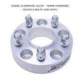 Teeze - distanziatore della rotella dell'adattatore 5X100 della lega di alluminio per Sabaru