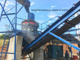 Metso HP 시리즈 Riverstone 분쇄를 위한 Multi-Cylinder 유압 바위 콘 쇄석기 HP200