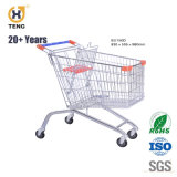 Europa Style vários tipos de carrinho de compras para Supermercado