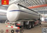 40m3 Sinotruk HOWO 8X4 분말 물자 수송 트럭