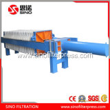 Décharge manuelle hydraulique 30/870 PP filtre presse pour les cosmétiques