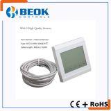 Termóstato electrónico del sitio de la calefacción de la pantalla táctil