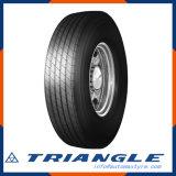 Trt02 385/65r22.5 Dreieck-Manufaktur-neues Muster aller Stahl-LKW-Reifen