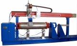 De zonne Machine van het Lassen van de Tank van het Water Automatische Longitudinale