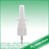 30/410 de la pulverizadora niebla fina de aplicación nasal para botellas de spray nasal