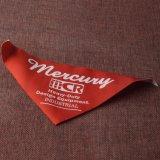 Prendas de vestir tejidas personalizada etiqueta etiqueta tejida