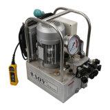 bomba de pistón hidráulica eléctrica de 0.55kw 220V