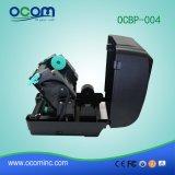 Imprimante thermique d'étiquette de code à barres de transfert d'Ocbp-004A-U avec le port USB