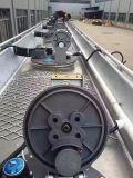 반 새로운 3 차축 38 Cbm 판매를 위한 화학 액체 유조선 트레일러