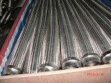 Gewellter/gewundener flexibles Metalschlauch des Edelstahl-304