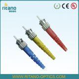Cable connecteur de fibre optique à plusieurs modes de fonctionnement de rue