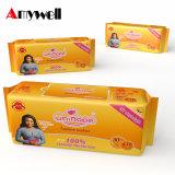Serviettes hygiéniques propres ultra minces d'Amywell Famle