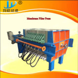 Filtropressa semi automatica della membrana con la spremuta secondaria