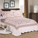 Настраиваемые Prewashed прочного удобные кровати стеганая 1-х покрывалами Coverlet для 20