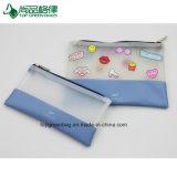 Netter Bleistift-Beutel-Beutel-Beutel des Form-Reißverschluss-Briefpapier-Beutel-TPU