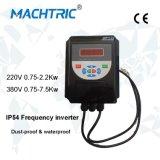 IP54 imprägniern Inverter der Frequenz-380V/variables Frequenz-Laufwerk für Pumpe
