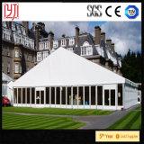 Grande tenda del partito/baldacchino di cerimonia nuziale/parete laterale di vetro baldacchino di alluminio del portello