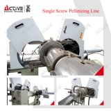 Machine de pelletisation de PVC de plastique/machine en plastique de pelletisation d'Agglomerator