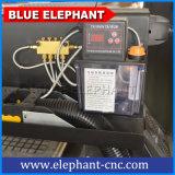 Techno automatischer Hilfsmittel-Änderungs-Verkehrsschild-Ausschnitt-Plastik-MDFhölzerne CNC-Fräser-Maschine 1325 für Verkauf in Spanien