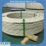 La norme ASTM AISI SUS SS 201 bandes en acier inoxydable 304 / / / bobine de la bande de courroie