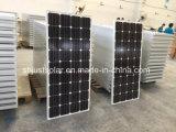 mono comitati solari 150W con 25 anni di garanzia
