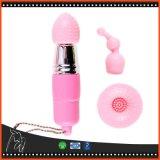 Multi-Oberseite Dreifach-Oberseite reizvoller Mini-HandelsMassager Mehrgeschwindigkeits von vibrierendem Geschlechts-Spielzeug für Frau