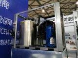 380V de grote Maker van het Ijs van de Vlok 1500kgs voor Commercieel Gebruik