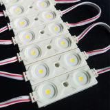 Los 2 LED al aire libre DC12V con el disipador de calor estupendo SMD2835 impermeabilizan el módulo del LED para la luz de las muestras del LED