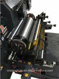 4개의 색깔은 레이블 필름 기계를 인쇄하는 Flexo를 구르기 위하여 롤을 도배한다