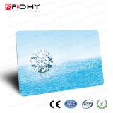 Único cartão de papel do bilhete da viagem RFID para o transporte público
