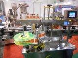 Le double complètement automatique dégrossit machine à étiquettes de bouteille ronde