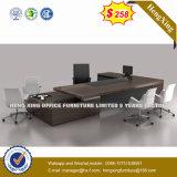 Bureau moderne de mélamine de L-Forme de meubles de bureau (HX-8N1458)