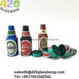 Getränk-Flaschen-Zink-Legierungs-Schleifer für Tabak-Kraut des Rauch-420