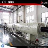 Chaîne de production de pipe de l'extrusion Line/HDPE de pipe de la pipe Machine/HDPE de HDPE pipe de PPR faisant la ligne d'extrusion de pipe de Machine/PPR