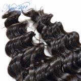 Бразильский глубокую Wave 2 комплектов Virgin человеческого волоса добавочный номер
