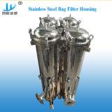 Roestvrij staal 304 de Huisvesting van de Filter van de Zak van het Netwerk voor Industrie van het Voedsel