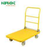 4 Rodas carrinho de mão pesada do carrinho de envio