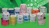 Materiales de la película del embalaje para los condimentos de las medicinas de los cosméticos de los bocados de los alimentos