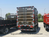 veicolo leggero di 5t HOWO con la casella/Van Cargo