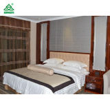 عادة خشب ورد قشرة تجاريّ فندق أثاث لازم قوّيّة حديثة غرفة نوم مجموعة