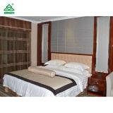 Kundenspezifische Rosenholz-Furnier-Blatthandelshotel-Möbel-starkes modernes Schlafzimmer-Set