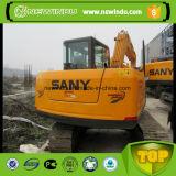 El Chino 8 tonelada Sany Sy85c excavadora sobre orugas