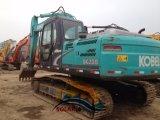 Por el tabaquismo Kobelco SK200-8 excavadora de cadenas excavadoras Kobelco maquinaria de construcción japonesa original