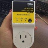 Nuevo tipo protector del voltaje de 220V 10A /15A/20A para Homeuse