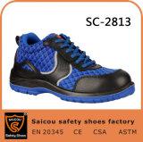 Пец ноги Saicou стальной Boots ботинки безопасности Sc-2813 фирменного наименования ботинок трудной работы