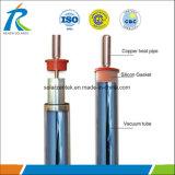 Tout en verre tuyau collecteur de chauffage solaire thermique tube de dépression de la Jordanie