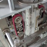 Pesando a máquina de empacotamento automática cheia da ensilagem