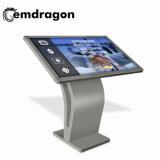 Los pequeños de la publicidad de 32 pulgadas Reproductor Reproductor Ad Multi-Touch LCD transparente Kiosco Café LCD Digital Signage para Custom