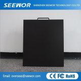 Venda a quente P2mm de altura interior Refresh Monitor LED de cores fixas com 480*540mm cabinet
