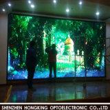 Muestra a todo color de interior estupenda de la visualización de LED P2.5 de HD